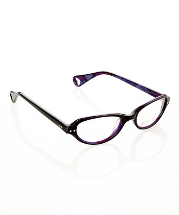 Betsey Johnson Raven Belle Eyeglasses