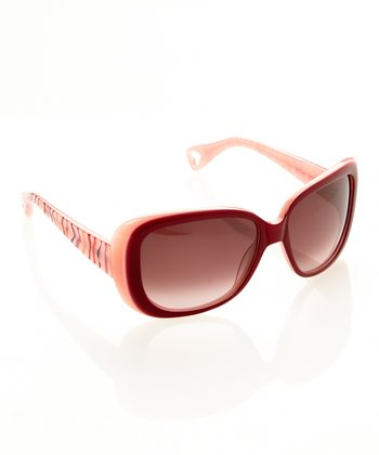 Rose Fierce Sunglasses