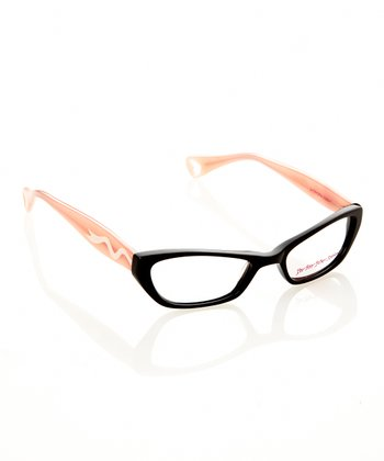 Betsey Johnson Raven & Rose Itsy Bitsy Sweetie Pie 2 Eyeglasses