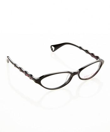 Betsey Johnson Raven Purr-fect Eyeglasses