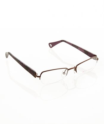 Bronze Ravishing Rose Eyeglasses