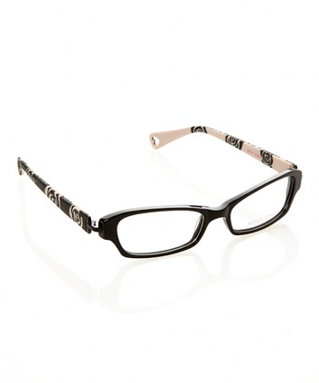 Betsey Johnson Raven Rosie Chic Eyeglasses
