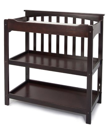 Espresso Brook Bridge Changing Table