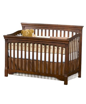 Cherry Arbor Gate Lifetime Convertible Crib