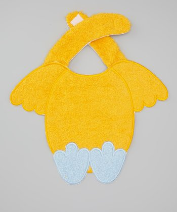 Blue Flying Favorite Bib