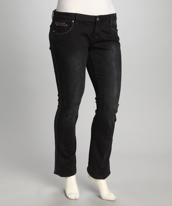 Blue Rebel Plus-Size Jeans