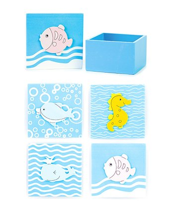 Ocean Bitty Box Set