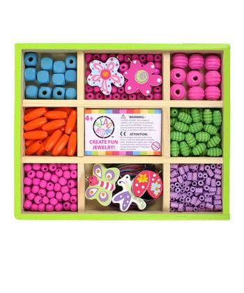 Nature Friends Bead Box Kit