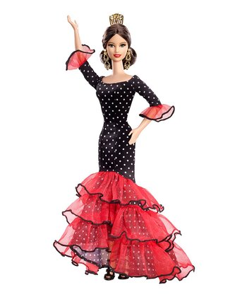 Dolls of the World Spain Barbie Doll