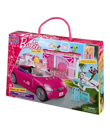 Barbie Build 'n' Play Convertible