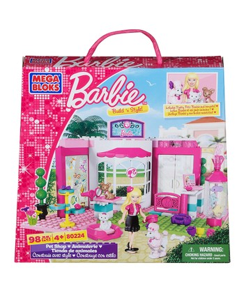 Barbie Build 'n' Play Pet Shop