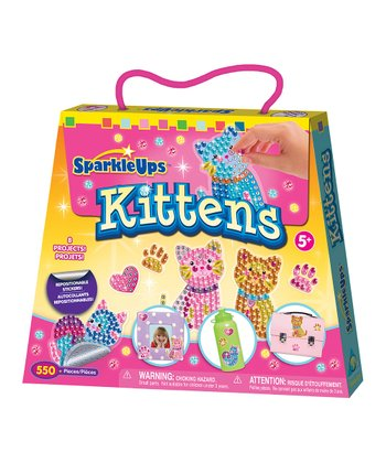 Kittens Jewel Sticker Kit