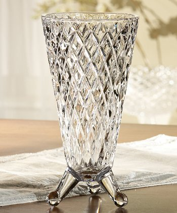 Crystal Muirfield Vase