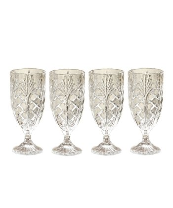 Portico 16-Oz. Iced Tea Glass - Set of Four