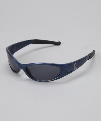 Navy Boston Red Sox Sunglasses