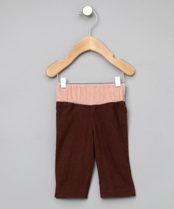 Brown & Dew Organic Corduroy Pants - Infant & Toddler