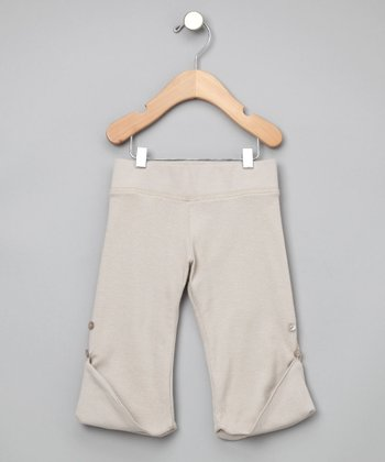 Cloud Reversible Organic Pants - Infant