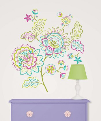 Delila Wall Decal Set