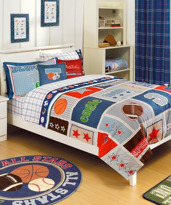 All-Stars Full Comforter Set