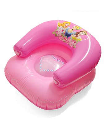 Princess Inflatable Chair & Pump