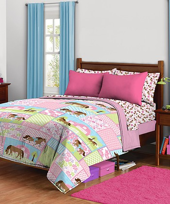 Country Meadow Comforter