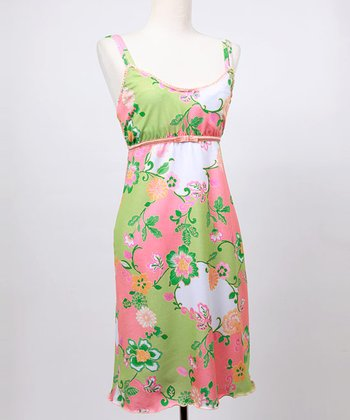 Vintage Floral Emily Nursing Dress
