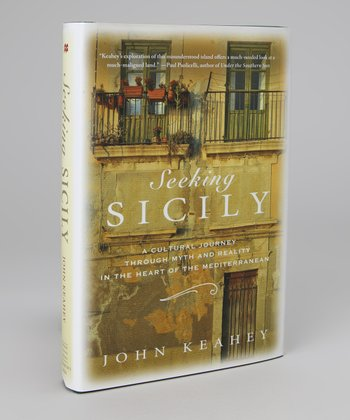 Seeking Sicily Hardcover