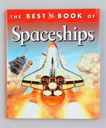 The Best Book of Spaceships Hardcover