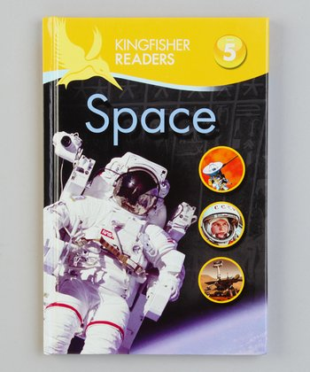 Space: Kingfisher Reader Level Five Hardcover