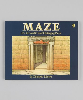 Maze: A Riddle in Words and Pictures Paperback