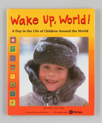Wake Up World! Hardcover