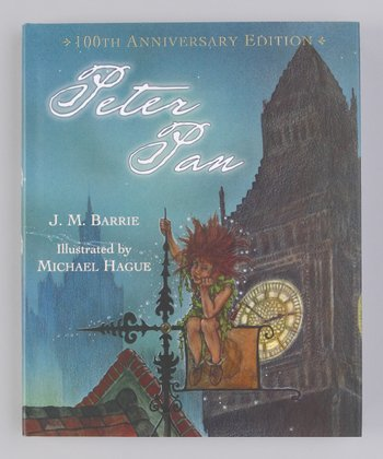 Peter Pan 100th Anniversary Edition Hardcover