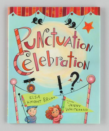 Punctuation Celebration Hardcover