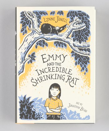 Emmy and the Incredible Shrinking Rat Hardcover