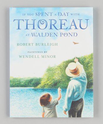 If You Spent a Day with Thoreau Hardcover