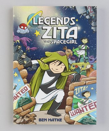 Legends of Zita the Spacegirl Hardcover