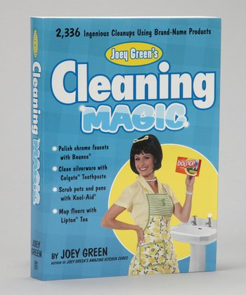 Joey Green's Cleaning Magic Paperback