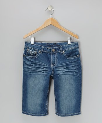 Cornell Bermuda Shorts - Girls