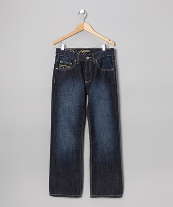 Medium Wash Roy Jeans - Boys