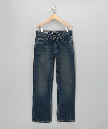 Light Wash Delancey Jeans - Boys
