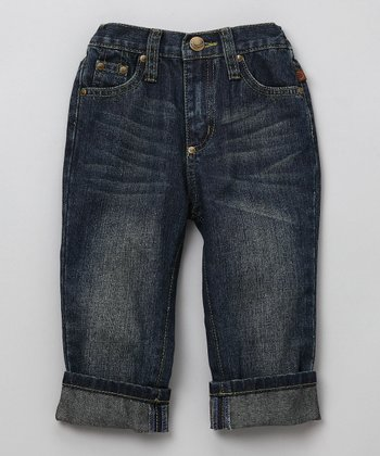 Blue Paul Jeans - Infant, Toddler & Boys