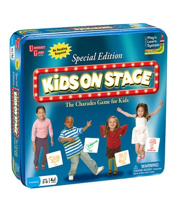 Kids on Stage Special Edition Game
