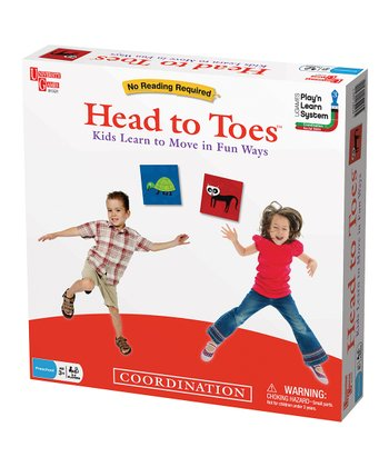 Head to Toes Game