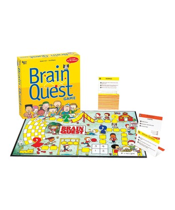 Brain Quest Grade 1 to 6 Game