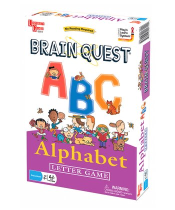 Play 'n' Learn Alphabet Game