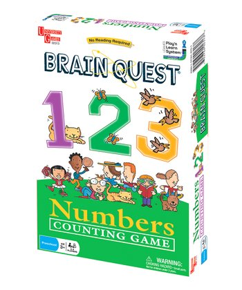 Play 'n' Learn Numbers Game