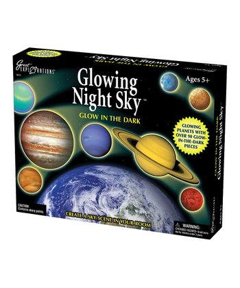 Glowing Night Sky Set