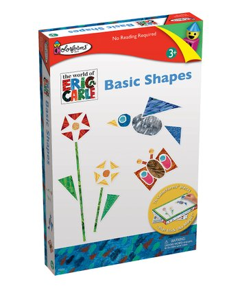 The World of Eric Carle Basic Shape Set