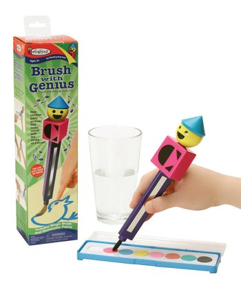 Brush with Genius Set