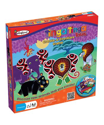Tinga Tinga Tales Create-a-Creature Game